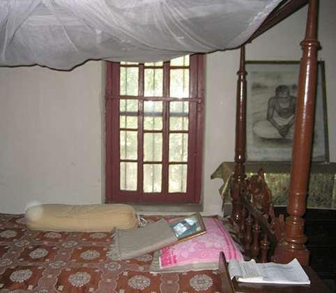 Комната Бадхисиддханты Сарасвати Тхакура
