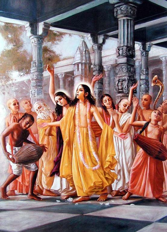 Последнее воплощение Кришны: Чайтанья Махапрабху. Жизнь и учение