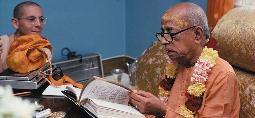 Биография А.Ч. Бхактиведанты Свами Прабхупады