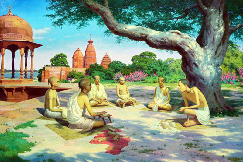 an analysis of rupa gosvamis theory of bhaktirasa